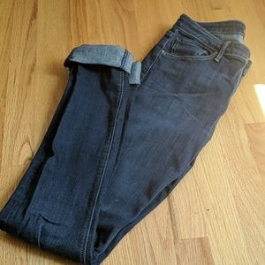 Strom high rise skinny jeans size 28